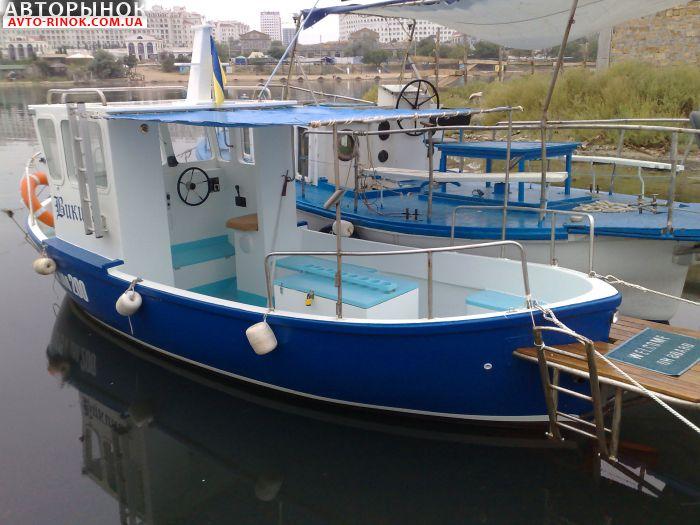 прогулочная лодка купить в севастополе