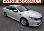 2016 KIA Optima 2.4 GDI AT (188 л.с.)