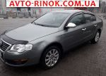 2007 Volkswagen Passat 2.0 FSI AT (150 л.с.)