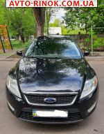 2010 Ford Mondeo 2.0 MT (145 л.с.)
