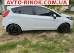 2011 Ford Fiesta 1.25 MT (82 л.с.)