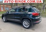 2013 Volkswagen Tiguan 2.0 TSI 4Motion AT (200 л.с.)