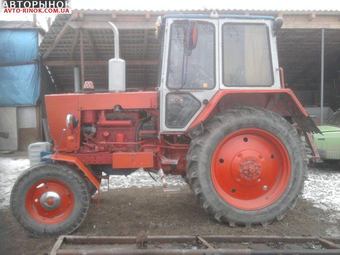 Авторынок - Продам 1994 Трактор ЮМЗ-6 - Иваничи, Волынская область