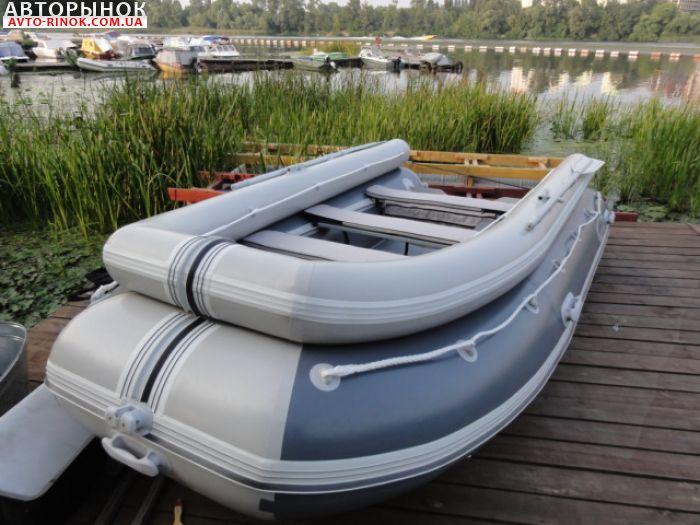 надувная лодка с фальшбортами